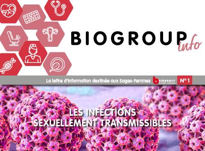 Newsletter sage-femme infections sexuellement transmissibles
